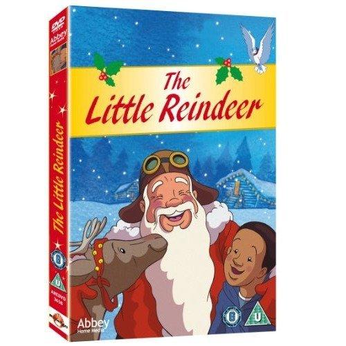 The Little Reindeer DVD [2013]