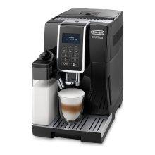 DELONGHI Dinamica ECAM 350.55.B Bean to Cup Coffee Machine - Black, Black