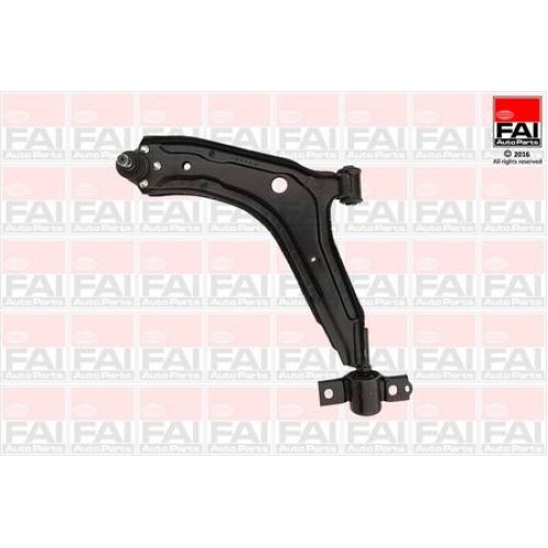 Front Left FAI Wishbone Suspension Control Arm SS1201 for Skoda Felicia 1.6 Litre Petrol (06/96-12/96)