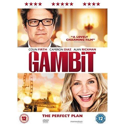 Gambit DVD [2013]