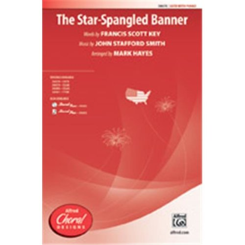 Alfred 00-38082 STAR SPANGLED BANNER-STRX CD