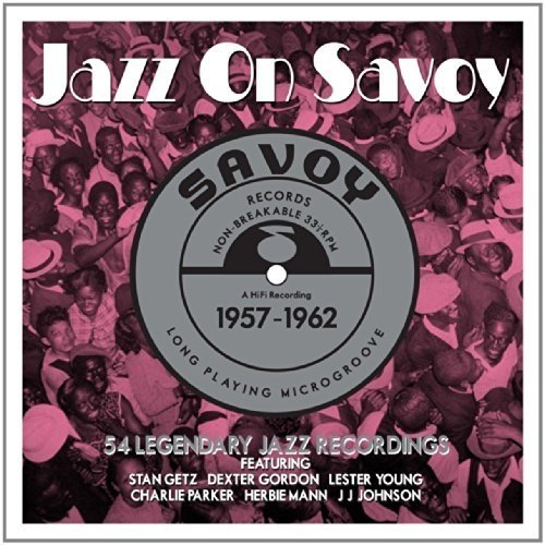 Jazz on Savoy 1957-1962 [CD]
