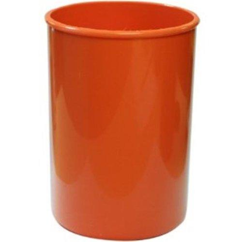 Reston Lloyd  Calypso Basics Plastic Utensil Holder - Orange