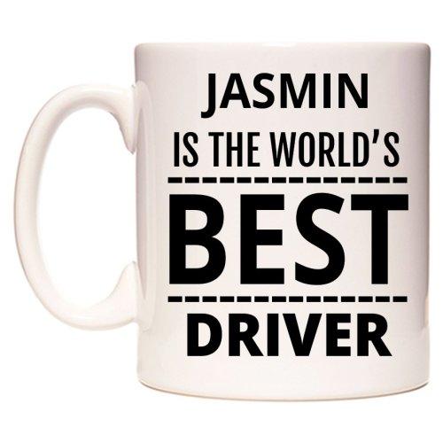 JASMIN Is The World's BEST Driver Mug