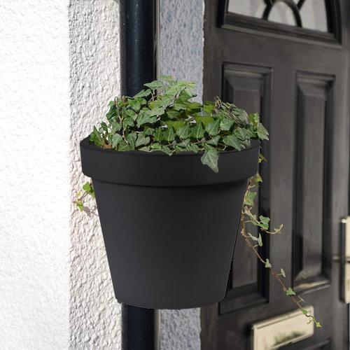 (1 x Pipe Flower Pot) Drain Pipe Flower Pot