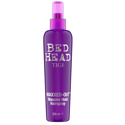 3 x TIGI BED HEAD MAXXED OUT MASSIVE HOLD HAIRSPRAY 236ML Each