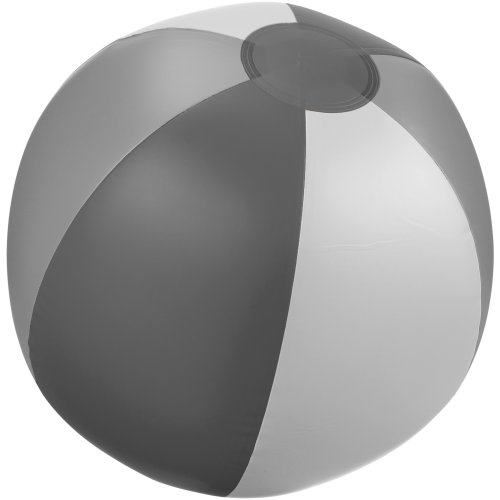 (25 cm, Grey) Bullet Trias Solid Beachball