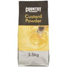 Country Range Custard Powder - 1x3.5kg