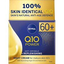 Nivea Q10 Power 60+ Anti Wrinkle Face Cream Night