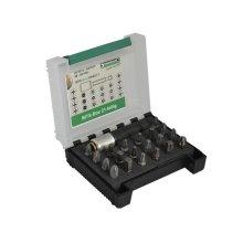 Stahlwille 96080121 21 Piece Bit Box PH, PZ, TX & Hex