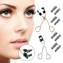 Magnetic Eyelash Curler Clip  Eyelashes Helper