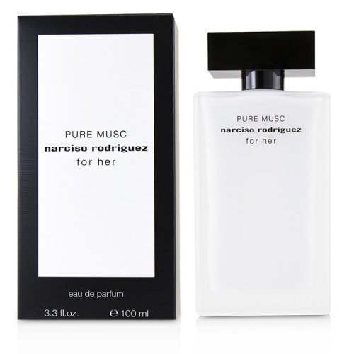 Pure Musc For Her Eau De Parfum Spray - 100ml/3.3oz