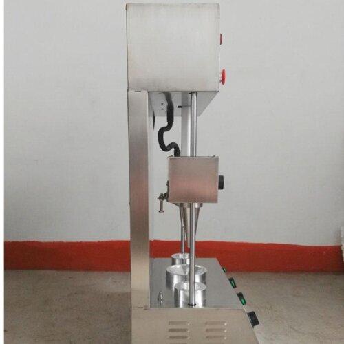 (220V) High Quality Two Cone One Umbrella Pizza Cone Making Machine