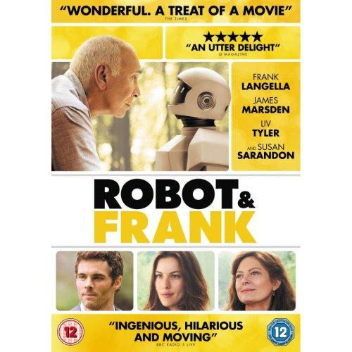 Robot & Frank DVD [2013]