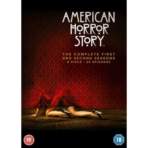 American Horror Story Seasons 1 to 2 DVD [2013]
