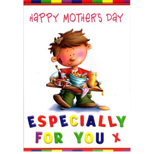 Mothers Day Card You're Loved Such A Lot