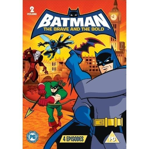 DC Batman - The Brave And The Bold - Volume 2 DVD [2010]
