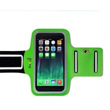 iPhone 6-7-8 PLUS XS MAX Armband Green