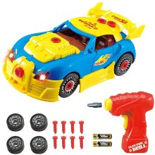 Think Gizmos Take Apart Toy Racing Car - Exclusive Version