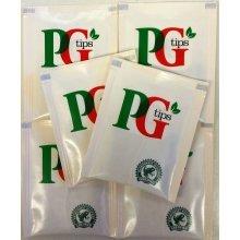 PG Tips Tea Bags - Enveloped & Tagged Tea Bags