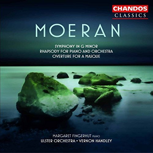 J Moeran - Moeran: Symphony in G minor; Rhapsody for Piano and Orchestra; Overture for a Masque [CD]