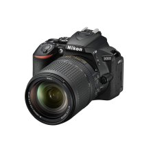 Nikon D5600 DSLR Camera + 18-140mm AF-S DX Lens - Black