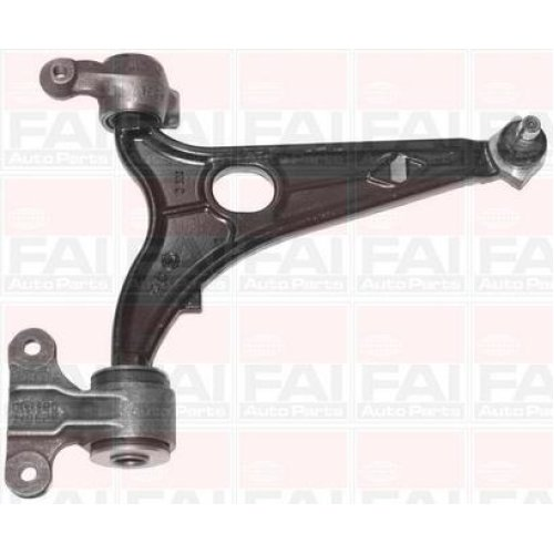 Front Right FAI Wishbone Suspension Control Arm SS2453 for Fiat Ulysse 2.0 Litre Petrol (01/02-04/03)