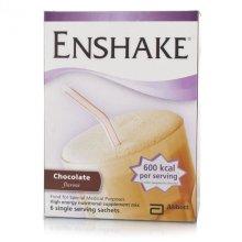 Enshake Sachets Chocolate (6 x 96.5g)