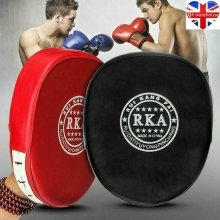 2 pcs Focus foam Pads,Hook & Jab Mitts,MMA Training Boxing Kick Gloves Punching