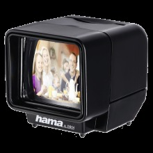 Hama LED Slide Viewer 3 x Magnification - Easy Viewing of Photo Slides