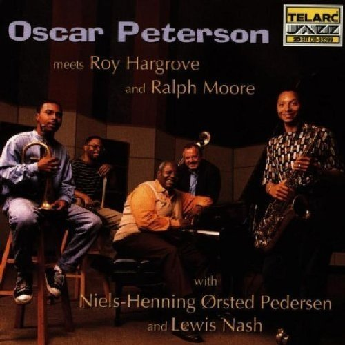 Oscar Peterson - Oscar Peterson Meets Roy Hargrove and Ralph Moore [CD]