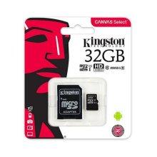 Micro SD Card Kingston SDCS/32GB 32 GB