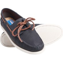 Superdry Boat Shoes Navy