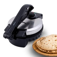 Geepas 900W Mexican Style Tortilla Press Roti/Chapati Tacos Maker