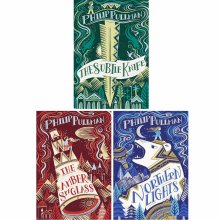 His Dark Materials Gift-Edition Trilogy 3 Books Set by Philip Pullman
