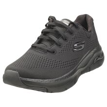 Skechers Arch Fit Big Appeal Womens Casual Trainers in Black Black