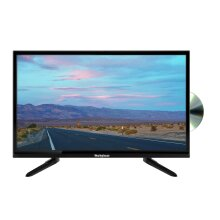 """Westinghouse 24"""" Inch LED 720p HD Ready TV with Built-in DVD Player"""
