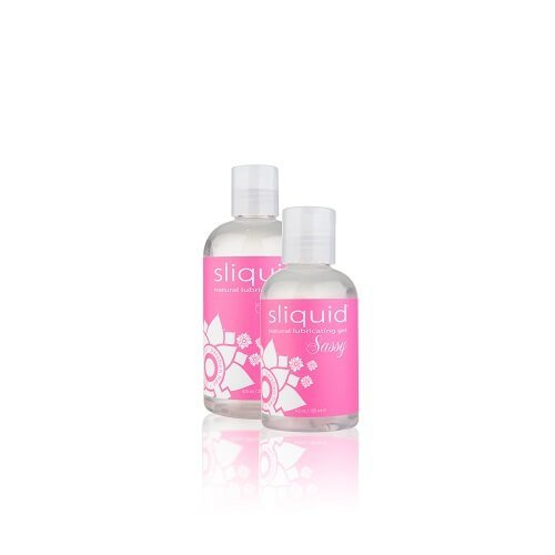 Sliquid Naturals Sassy Anal Lubricant-255ml
