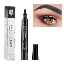 Microblading Eyebrow Pen - Waterproof, Fork Tip Eyebrow Tattoo Pencil