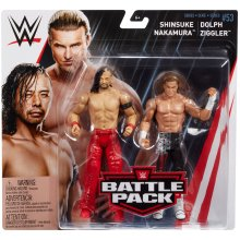 WWE Battle Pack - Series 53 - Shinsuke Nakamura & Dolph Ziggler