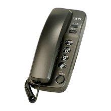 Tel UK 18035G Graphite 2PC Desk/Wall Mount Corded Phone