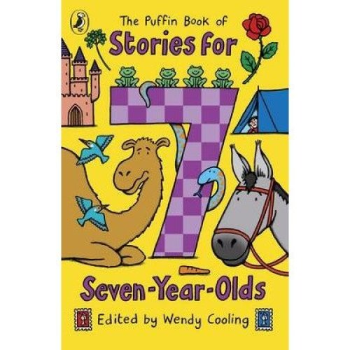 The Puffin Book of Stories for Seven-year-olds - Used