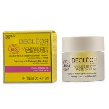 Aromessence Rose D'orient Soothing Comfort Night Face Balm - For Sensitive Skin - 15ml/0.47oz
