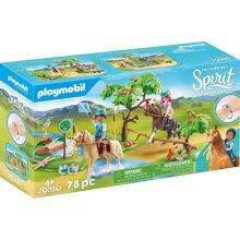 DreamWorks Spirit River Challenge