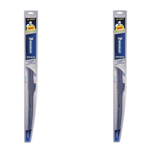 "Michelin  Stealth Hybrid Wiper Blades Pair - 16""/17"" Michelin Stealth New"
