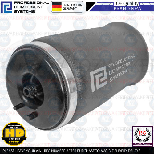 For BMW 5 00-98 Rear Air Suspension Spring