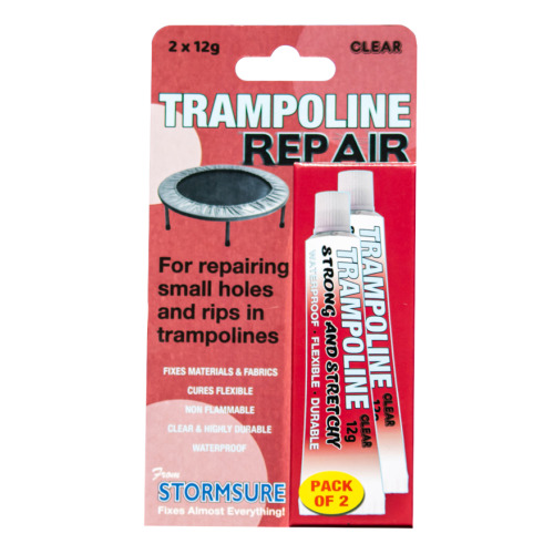 Trampoline Repair Glue - Pack of 2