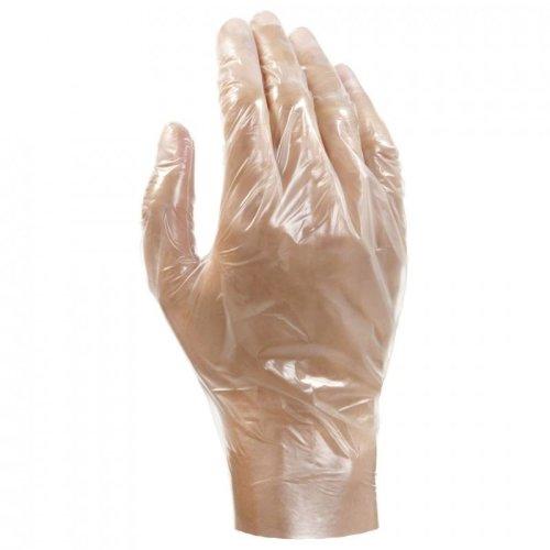 Ansell Dispos-A-Glove, Powder Free Examination Gloves, Large, Box of 30