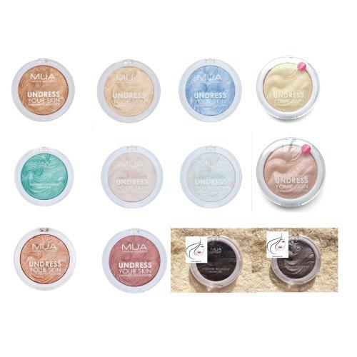 MUA Undress Your Skin/Shimmer Highlight Powder