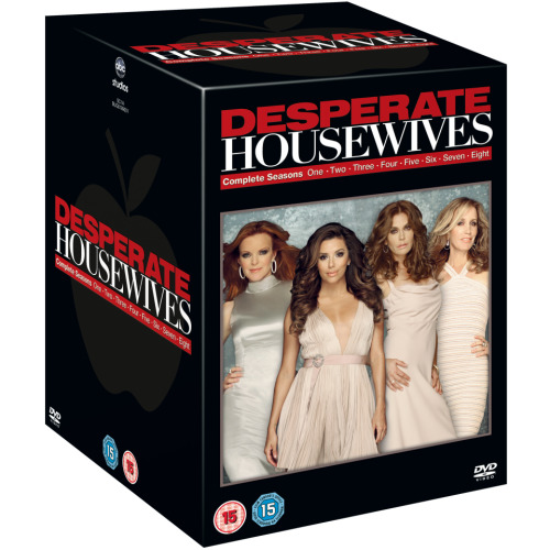 Desperate Housewives Seasons 1 to 8 Complete Collection DVD [2012]